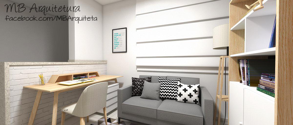 Sala de estar pequena 03b