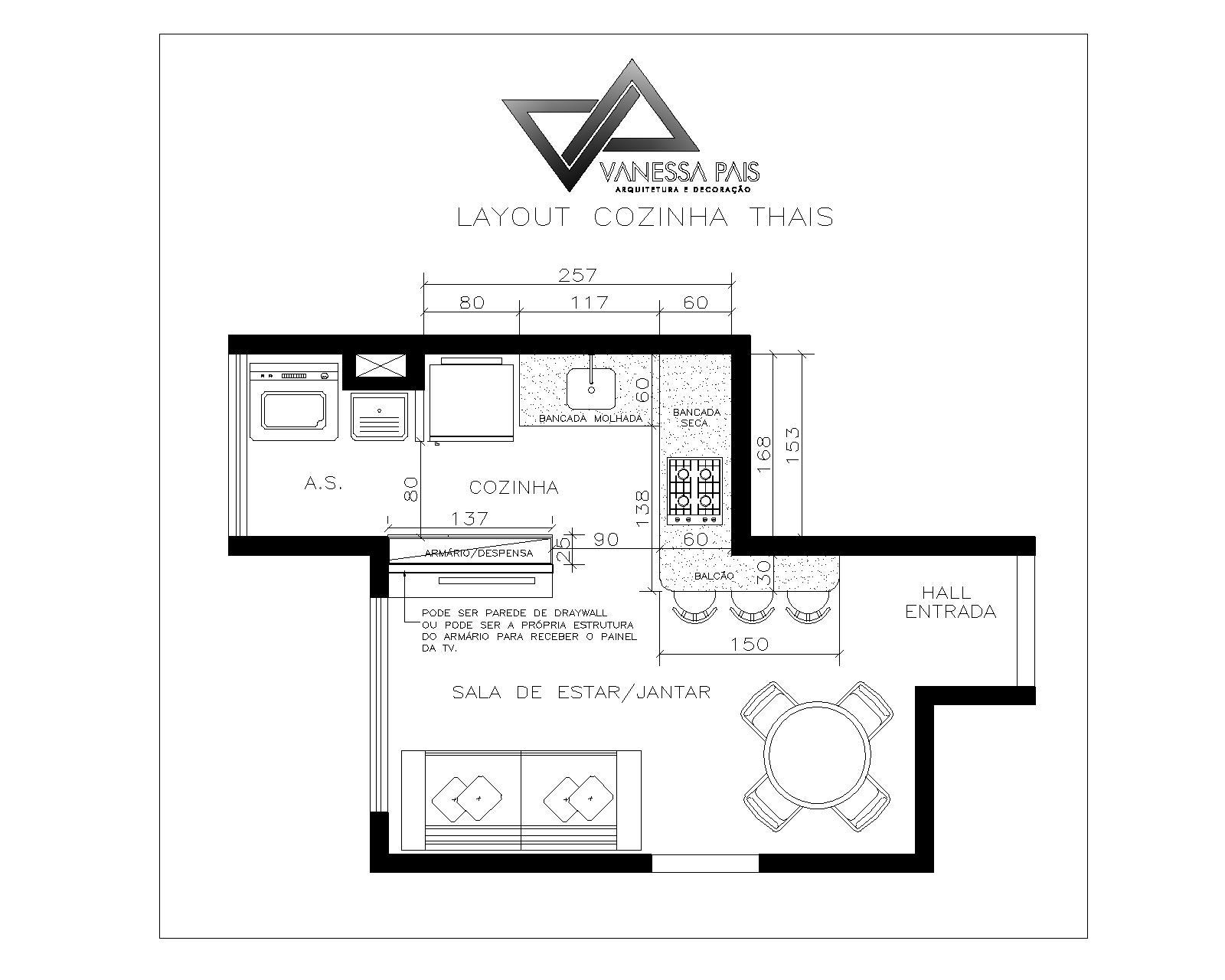 Layout De Cozinha Projeto Cozinha Restaurante Pequeno Layout