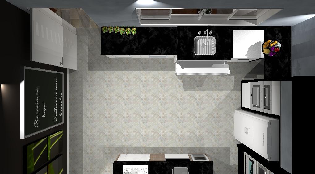 Vista 05 cozinha
