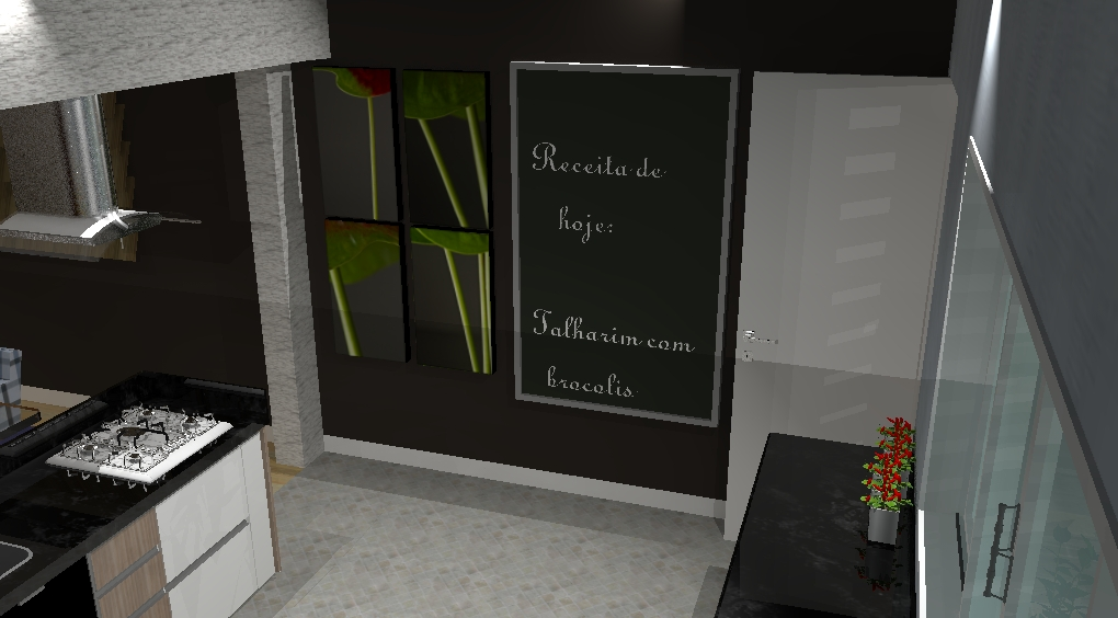 Vista 06 cozinha