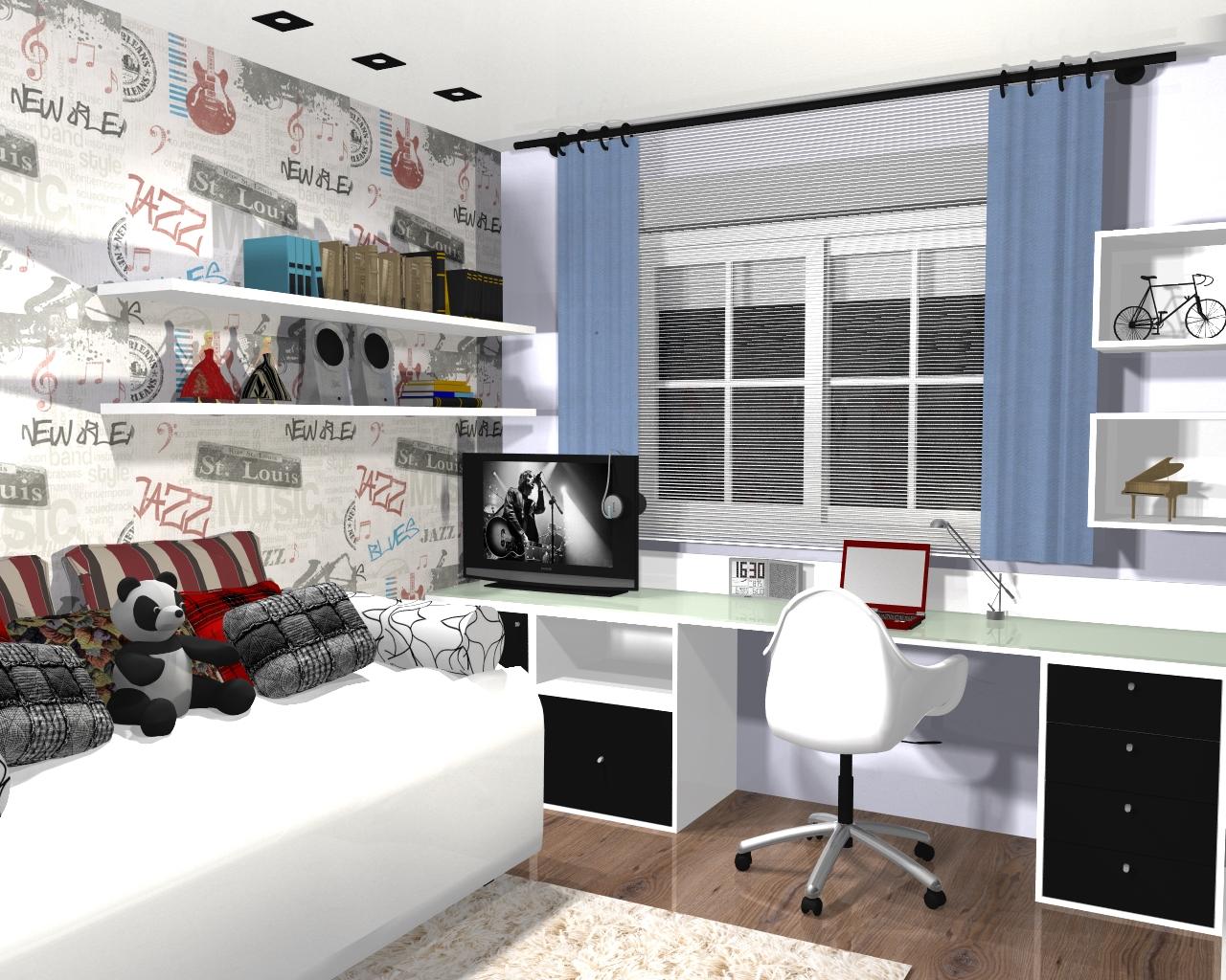 O projeto   dormitorio 18 anos