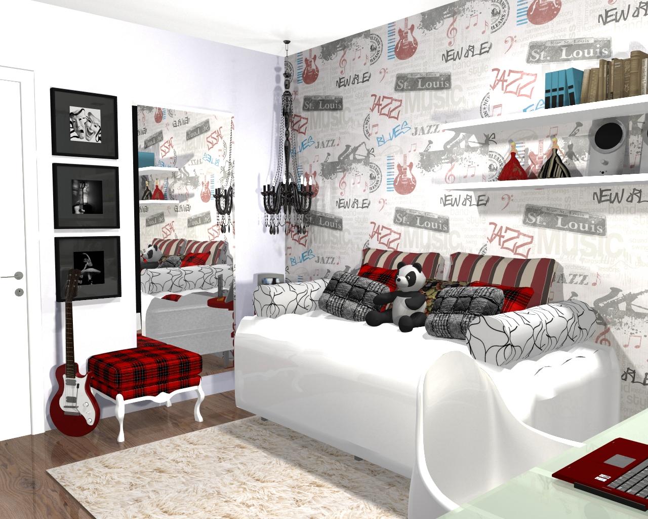 O projeto   dormitorio 18 anos1