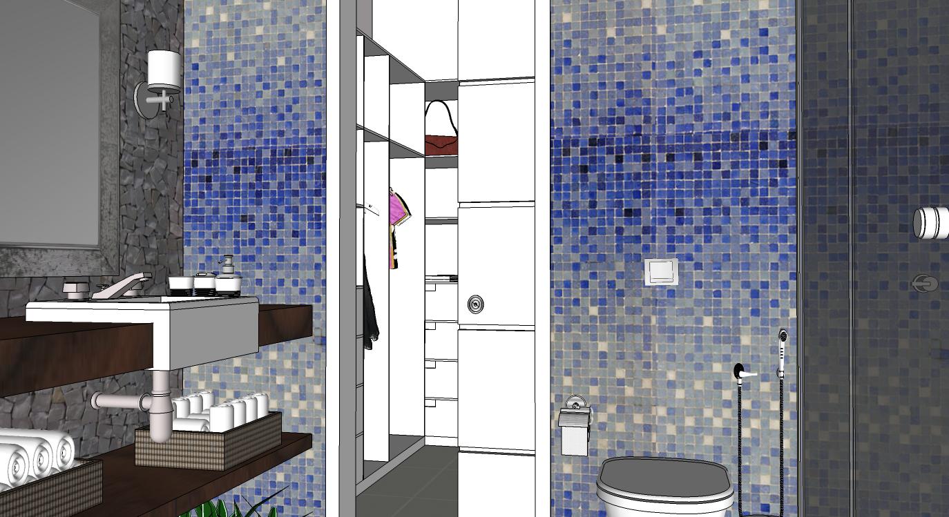 Q   banho suite