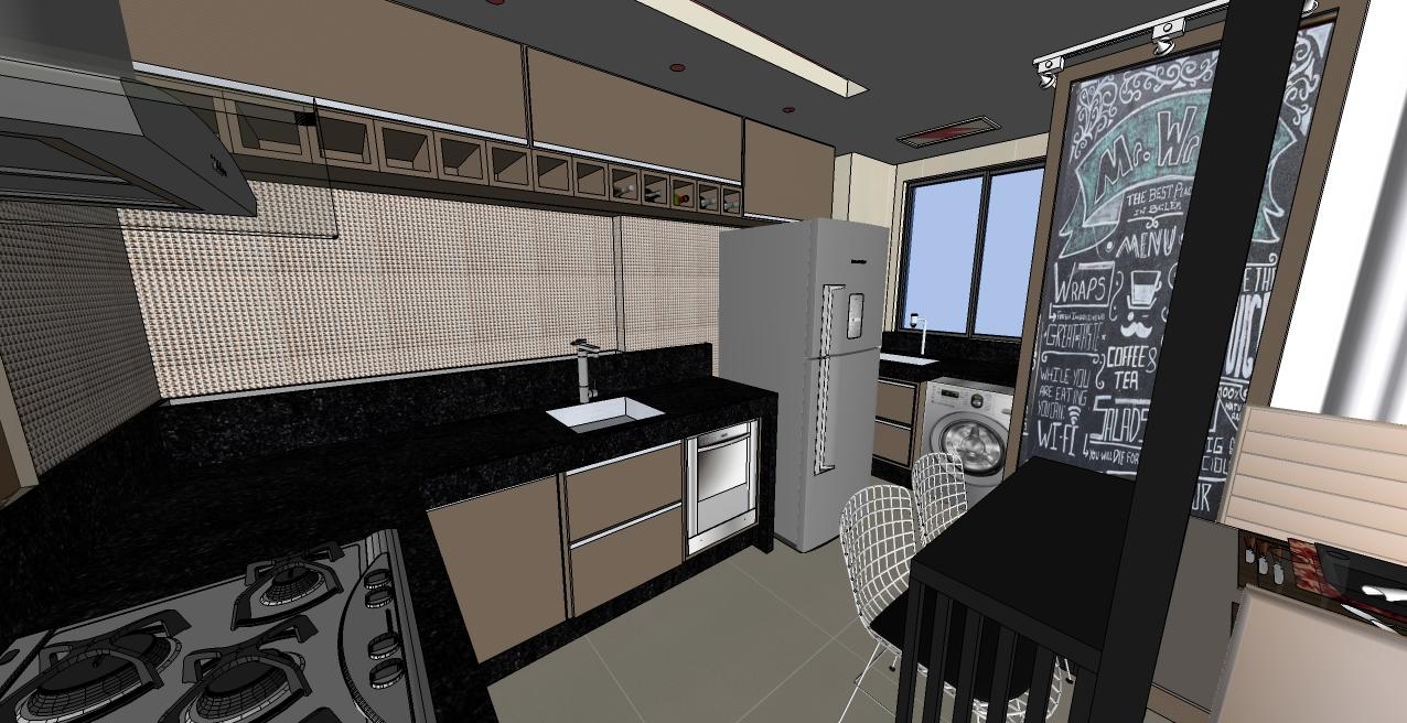 9   sala e cozinha