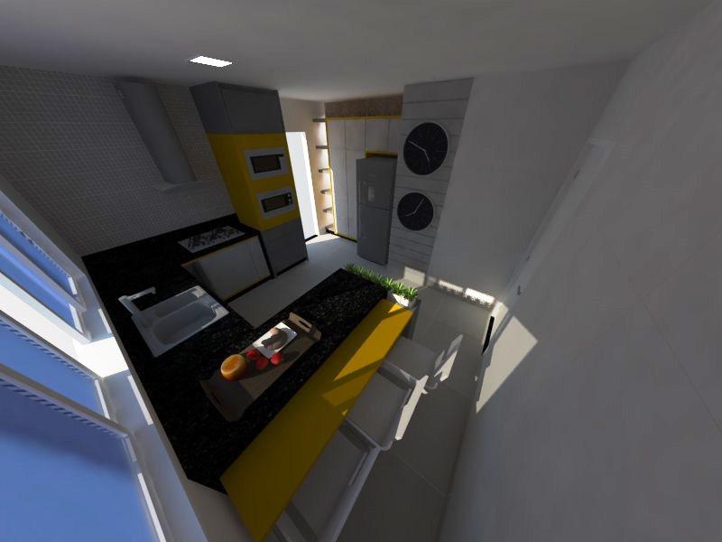 Cozinha   arquiteto ricardo   taguatinga